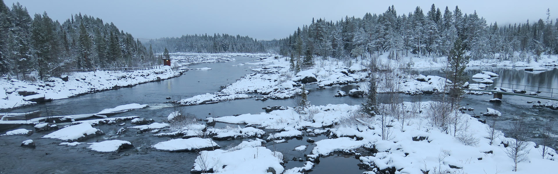Gäddede Camping contact winter